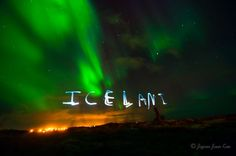 The Icelandic Northern Lights