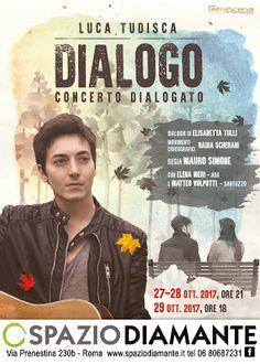 DIALOGO - dal 27 a 29 ottobre SPAZIO DIAMANTE