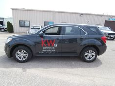 Keller Williams Vehicle Graphics Done By Monarch Media Designs In Madison Wi Monarchworld Com Car Wrap Vehicles Car Graphics