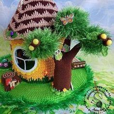 Crochet Fairy, Crochet Home, Crochet Flowers, Crochet Amigurumi Free Patterns, Crochet Dolls, Crochet Mushroom, Crochet Elephant, Baby Pullover, Plush Pattern