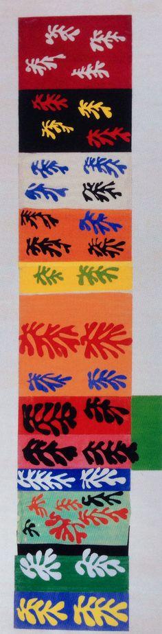 Henri Matisse Composition (The Velvets)