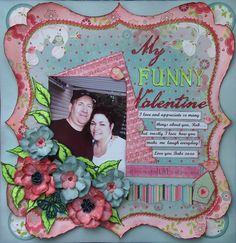 My Funny Valentine - Scrapbook.com