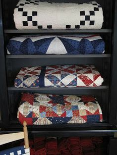 my quilt cabinet | decorating with quilts | pinterest | quilt