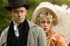 I adore JJ Feild (with Georgia King) in Austenland!