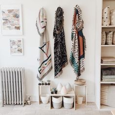 If it's getting cold outside - you need something cozy and comfortable to keep you warm. We are in love with these great cotton blankets made by Slowdown Studio. They have some great patterns. You also have got a crush on them?  Then click and head to our blog to find more information!