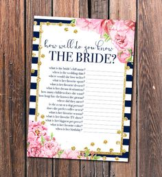 how well do you know the bride game navy by PrimroseAndPaperie