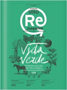 Re_Magazine. Magazine about ecology & sustainability