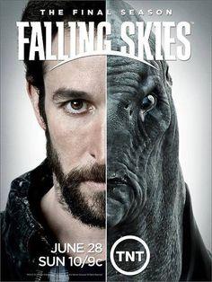 connor jessup | Falling Skies, Saison 05 |VOSTFR HD 720p| [01/10]