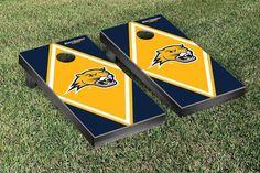 Cornhole Game Set - Averett University Cougars Diamond Version - 33975