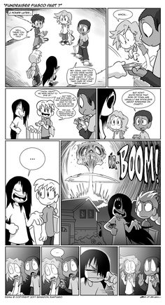 Erma :: Erma- Fundraiser Fiasco Part 7 [FINAL] | Tapas - image 1