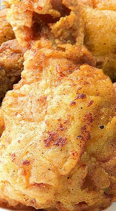 The Best Fried Chicken (KFC Copycat)