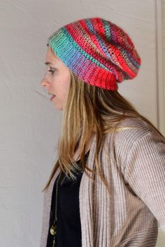 Crochet in Color  Unforgettable Hat uses Red Heart Boutique Unforgettable  yarn c3841b37c5