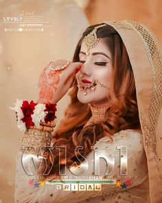 Wedding Dresses For Girls, Girls Dresses, Stylish Photo Pose, Girls Dpz, Girl Names, Photo Poses, Eye Makeup, Face, Model