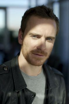 Michael Fassbender | Image by Unknown