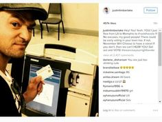 Did Justin Timberlake Break the Law While Taking Selfie at Tennessee Polling Station?