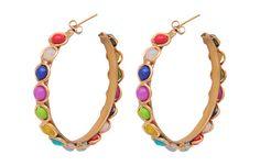 Sylvia Toledano créoles Candies http://www.vogue.fr/joaillerie/shopping/diaporama/boucles-d-oreilles-creoles-multicolores-ete/19112/image/1008195
