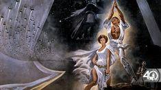 star wars episode iv a new hope desktop nexus wallpaper Star Wars Trivia, Star Wars Jokes, Star Wars Facts, Star Wars Luke Skywalker, Cuadros Star Wars, Star Wars Vii, Star Trek, Star Wars Episode Iv, Star Wars Wallpaper