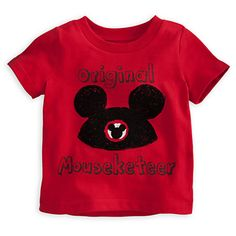 The Mickey Mouse Club MICKEY Tee