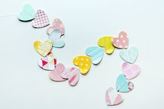 The One with the Paper Heart Headband Tutorial