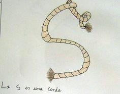 La S és una corda