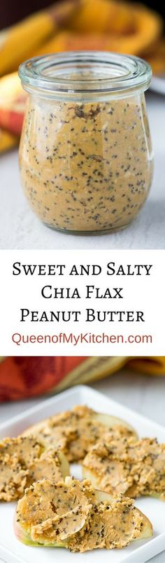Sweet and Salty Chia