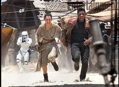 Star Wars #TheForceAwakens  this will be a future running fantasy of mine... yup calling it now