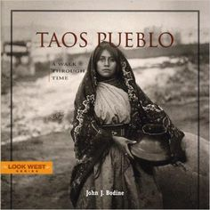 Taos Pueblo Woman Taos New Mexico, Native American Women