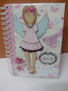 Agenda Angel Scrap da Ari