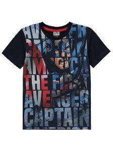 Marvel Avengers T-shirt Marvel Kids, Marvel Avengers, Buy T Shirts Online, Kids Nightwear, Kids Tops, Latest T Shirt, Cheap Clothes, Boy Fashion, Cool Shirts