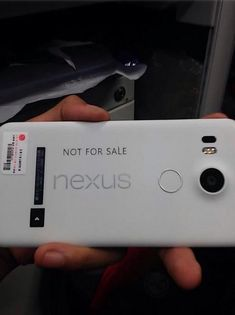 Google's next Nexus smartphone may have fingerprint sensor