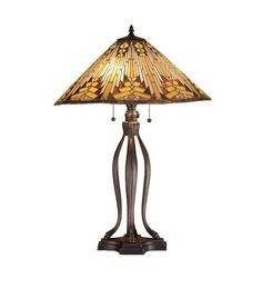 31 Inch H Navajo Mission Table Lamp Table Lamps