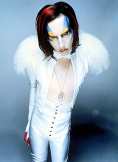 Mechanical Animals., possibly my favourite album