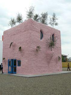 Oompah Loompah house (Gaetano Pesce)