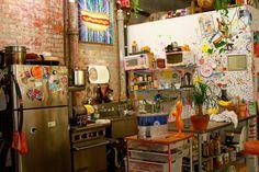 kenny scharf kitchen on stylelikeu