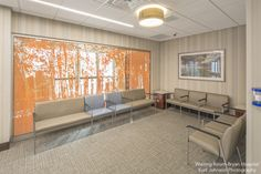 ER Waiting Room-Bryan Hospital http://www.kurtjohnsonphotography.com/