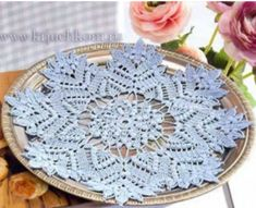 View album on Yandex. Crochet Tablecloth, Crochet Doilies, Doily Patterns, Christmas Snowflakes, Photo Wall, Blog, Wall Photos, Yandex Disk, Coaster