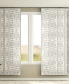 Wall Art Ikea S Kvartal Track System Uses Decorative Panels Instead Of Traditional Curtains