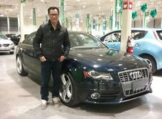 Congratulations to  Bang-nam Hoang with his purchase of a  2011 AUDI S4 @autopdirect! . #autopdirect #autoplanetdirect #usedcars #happy #performanceautogroup #Brampton #audi #s4 #canada #ontario #fall2016 #autoplanet