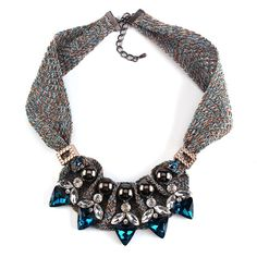 Spreesy is Joining the CommentSold Family! Necklace Types, Collar Necklace, Selling On Pinterest, Trendy Necklaces, Slit Dress, Shape Patterns, Types Of Metal, Fashion Necklace