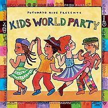 I LOVE this music company too. My kids hear music form around the world - Latin, African,  Irish and so much more.  Sung by children in the countries where the music originates.