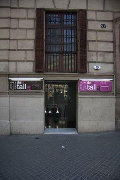Gran Via de les Corts Catalanes en Barcelona, Cataluña