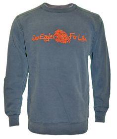 491bddfa War Eagle for Life Sweatshirt Denim Auburn Football, Auburn Tigers, Tiger T  Shirt,