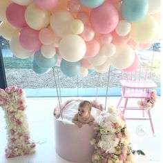 "2,864 Likes, 35 Comments - Diane Khoury (@dianekhouryweddingsandevents) on Instagram: ""So much cuteness in one photo for Mia's 1st birthday  Planning/Styling…"""