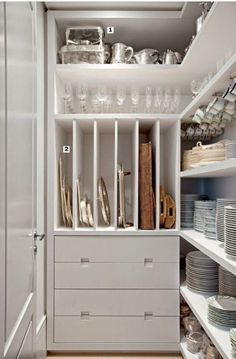 Kitchen Organization Steps. Adelaide Villa