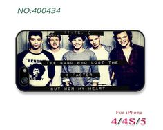 1D Phone Cases, iPhone 5/5S Case, iPhone 5/5C Case, iPhone 4/4S Case, Phone covers, 11.12.10 boys one direction x-factor-400434