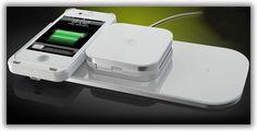 Powermats ou a energia via wireless