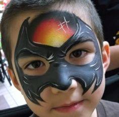 Batman, mostly gray, adds demension