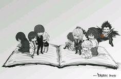 Que tipos de novios de novios serian los chicos de death note? #fanfic Fanfic #amreading #books #wattpad