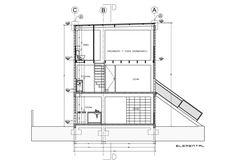 Detalhes construtivos das habitações incrementais do ELEMENTAL