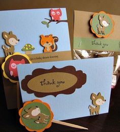 Woodland Party Deluxe Set  Forest Friends by ScrapYourStory, $6.50